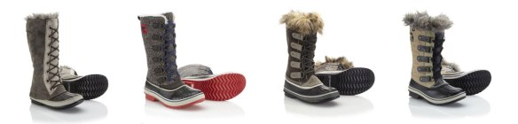 Yes, I know these are all Sorel. But Sorels have great ratings and, c'mon, so cute.