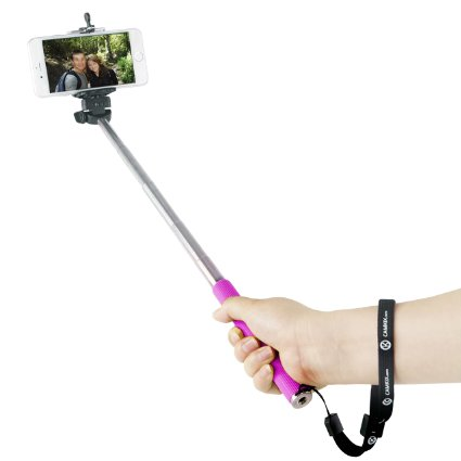 For those of you lucky enough not to know, this is a selfie stick.